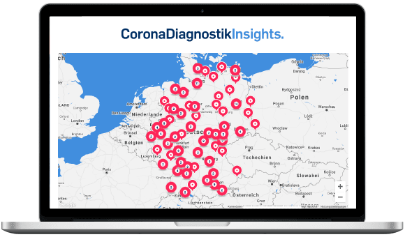 Corona Diagnostik Insights