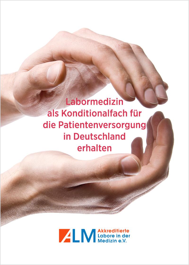 Labormedizin als Konditionalfach für die Patientenversorgung in Deutschland erhalten