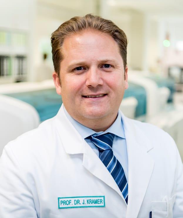 Prof. Dr. Jan Kramer, Stellvertretender Vorsitzender und Sprecher der AG Versorgungsforschung des ALMe.V.