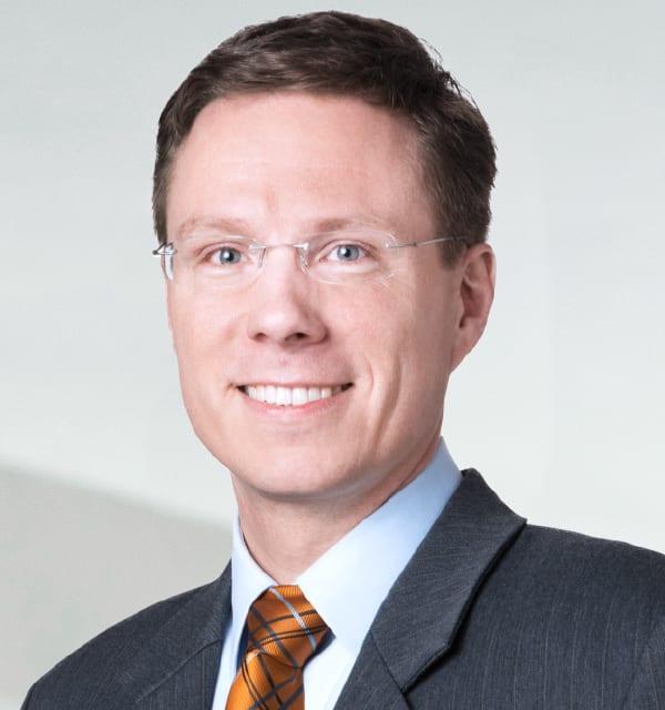 PD Dr. Dr. Andreas Weimann, MHBA; Stellvertretender Vorstandsvorsitzender