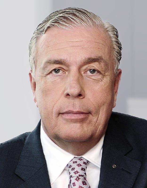 Dr. Klaus Reinhardt, Präsident der Bundesärztekammer