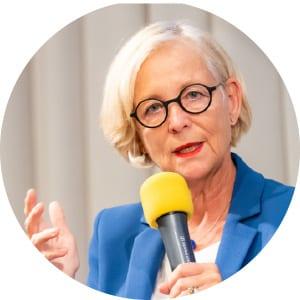 Dr. Ellen Lundershausen, Vizepräsidentin der Bundesärztekammer