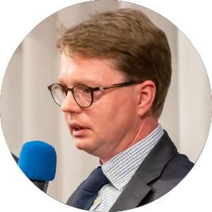 Dr. Florian Reuther Verbandsdirektor PKV-Verband